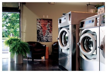 Electrolux-equipped Q Laundry