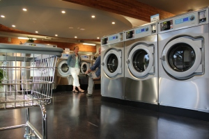 Q Laundry - Electrolux Professional washers