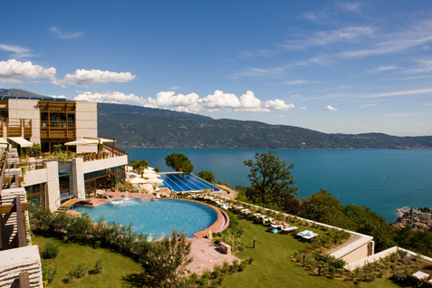 Electrolux Professional installed at Lefay Resort