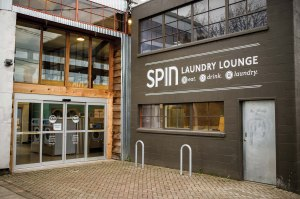 5,000 sf Spin Laundry Lounge - in Portland, OR