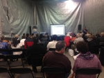 Seminar presented by Robert Chateau, Laundrylux Regional Business Development Manager.
