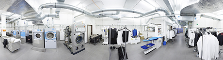 Electrolux Professional laundry solutions save time, energy, and water... while increasing productivity.
