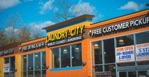 Laundry City, Baltimore