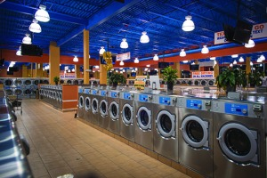 300 Electrolux Washers and Dryers at Laundry City